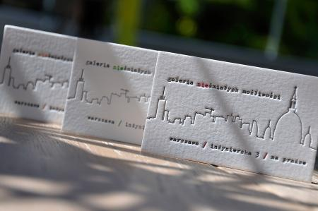 Letterart printing studio briar press a letterpress community image business cards set 500 gsm colourmoves