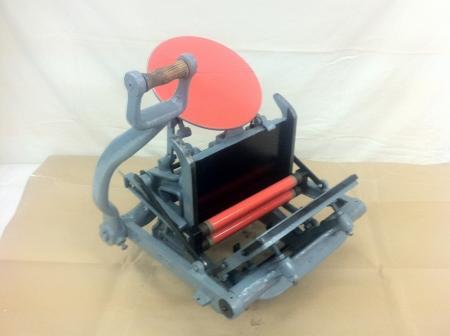 Tecsa Tabletop Press
