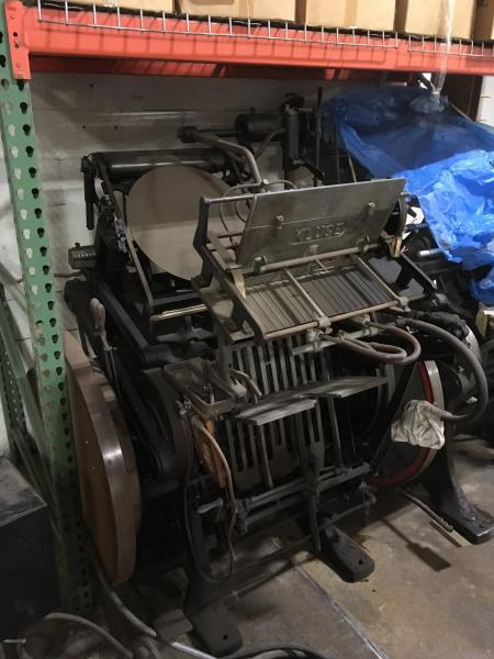 image: Kluge Automatic ink press.JPG