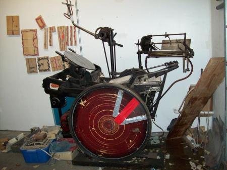 Please save this C&P 10x15 letterpress | Briar Press | A ...