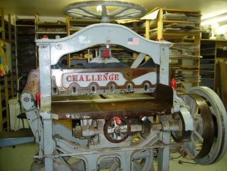 Vintage 30 Quot Challenge Guillotine Paper Cutter Briar