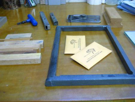 Tabletop craftsman Briar Press