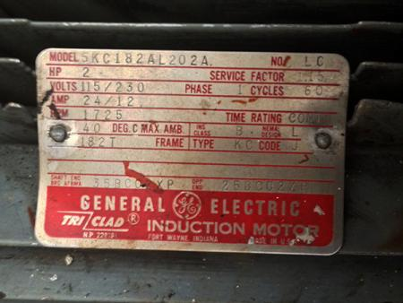 wiring diagram, windmill with dual voltage ge motor? | briar press | a  letterpress on ge single
