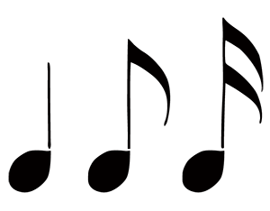 image: Music notes