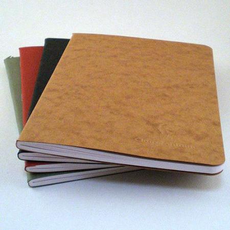 special scoring notebook spine briar press a letterpress community