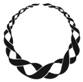 image: Ribbon circle
