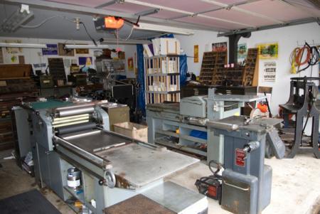 Print Shop Ideas Briar Press A Letterpress Community