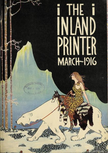 image: Inland Printer